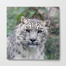 Leopard20151201 Metal Print