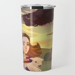 Silence of the Lambs Travel Mug