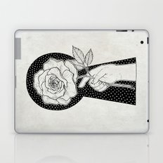 The Rose and the Key Laptop & iPad Skin