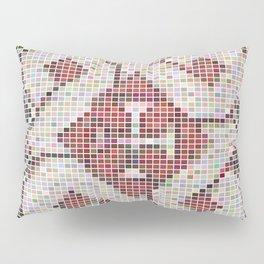 Pixel Art Mosaic #33 Pillow Sham