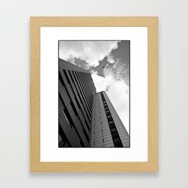 Keep Your Aim High (The Bird) Framed Art Print