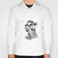 thorin Hoodies featuring Smiling Thorin by Tona
