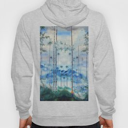 Kidnapped .....Alone in this stunning capsulle Hoody