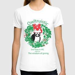 owltruistic T-shirt