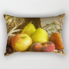 Still life #19 Rectangular Pillow