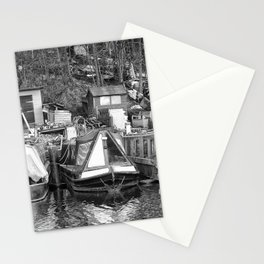 canal life Stationery Cards