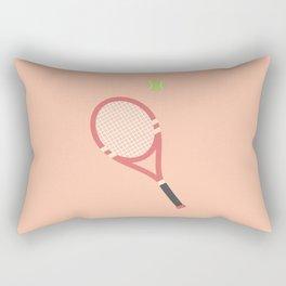 #19 Tennis Rectangular Pillow