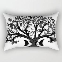 The Zen Tree Rectangular Pillow