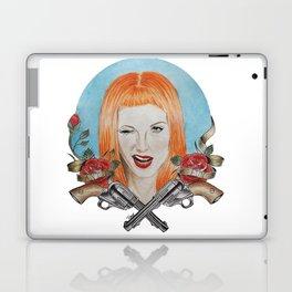 Hayley Williams Wanted! Laptop & iPad Skin