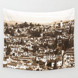 GRANADA Wall Tapestry