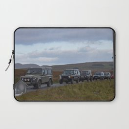 Landrover Convoy Laptop Sleeve