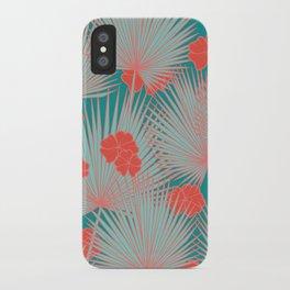 Sugar Lagoon iPhone Case
