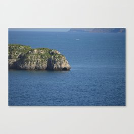 Cave of Spain Canvas Print