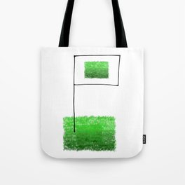 Conquer the fields! Tote Bag