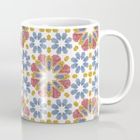morocco Mugs featuring Morocco by Vicky Webb AKA Crumpetsandcrabsticks