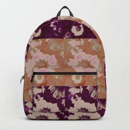 Flower Design @  DieFarbenfluesterin Backpack