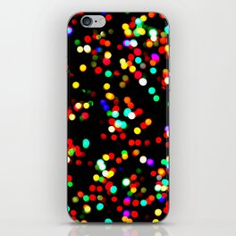 celebrate color iPhone Skin