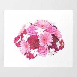 Bouquet I Art Print