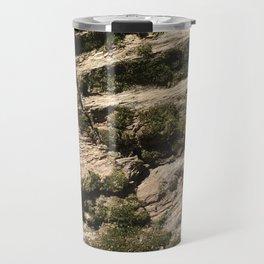 Tree bark Travel Mug