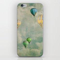 new tales iPhone & iPod Skin