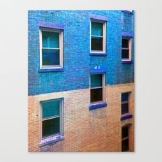 Half World Canvas Print