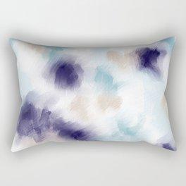 Blurry Mist Rectangular Pillow
