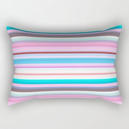 Aqua Type Rectangular Pillow