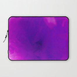 Textures (Purple version) Laptop Sleeve