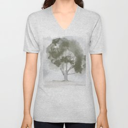 The Giving Tree Unisex V-Neck