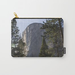 El Capitan in Yosemite National Park Carry-All Pouch