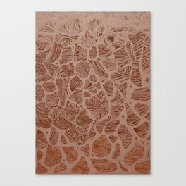 Agatha Stones Canvas Print