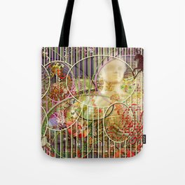 The Relative Frequency of the Causes of Breakage of Plate Glass Windows Tote Bag