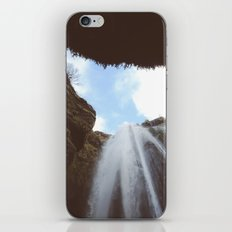 Secret Waterfall iPhone & iPod Skin