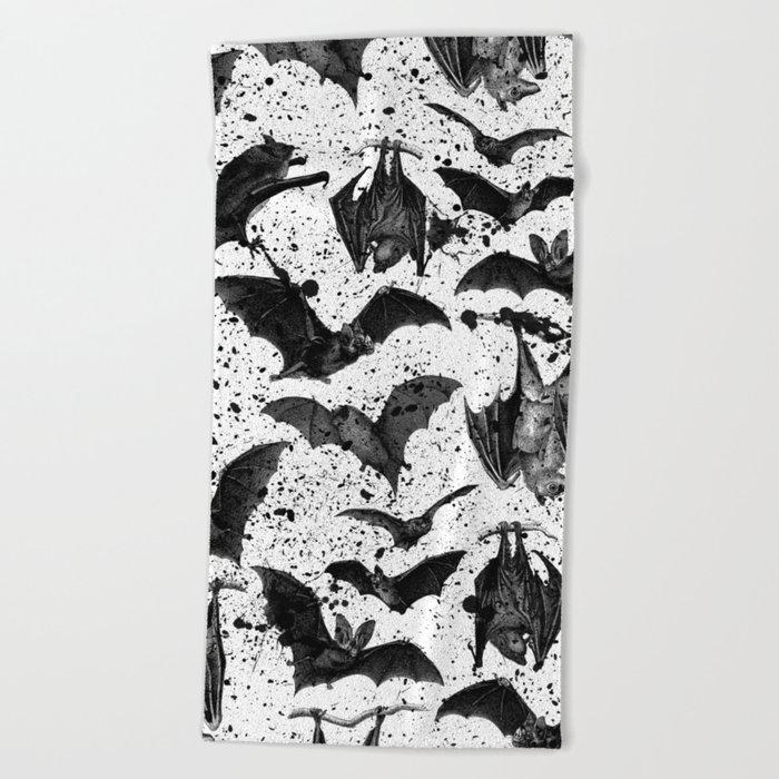 BATS II Beach Towel