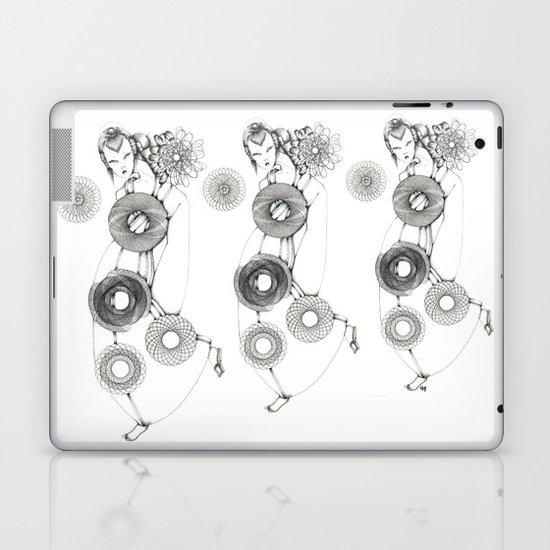 Back to Work  Laptop & iPad Skin