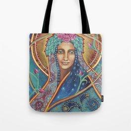Shakti Creates by Justine Aldersey-Williams Tote Bag