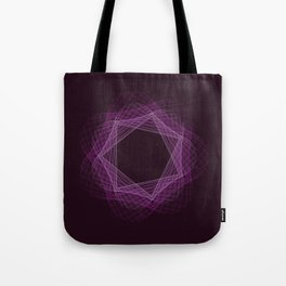 Guilloche #2 Tote Bag