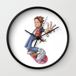 Marty Wall Clock