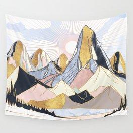 Summer Morning Wall Tapestry