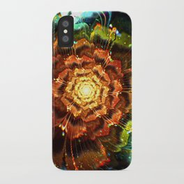 Submerged Flower iPhone Case