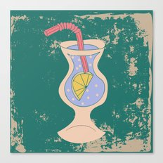 Alcohol_05 Canvas Print