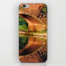 Sunlight Bridge iPhone & iPod Skin