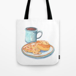 Southern Hygge: Bisuits n' Coffee Tote Bag