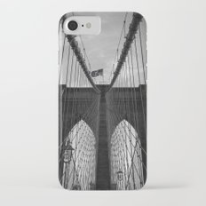 Brooklyn Bridge iPhone 7 Slim Case