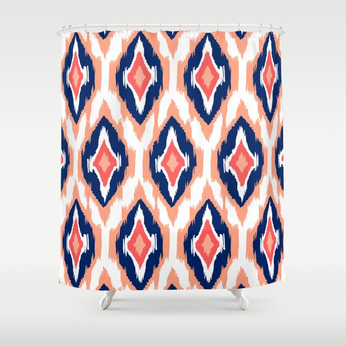 MODERN IKAT TRIBAL PATTERN