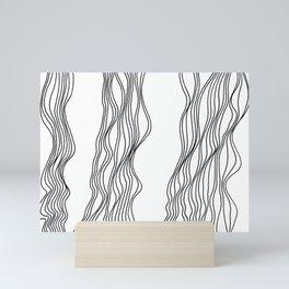 Parallel Lines No.: 03. Mini Art Print