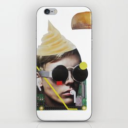Talk iPhone Skin