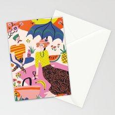 Sunset Picknick Stationery Cards