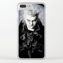 The Lost Boys Clear iPhone Case