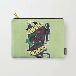 Never Cross Carry-All Pouch